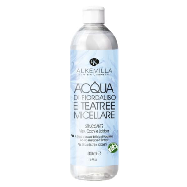 ACQUA DI FIORDALISO E TEA TREE MICELLARE - ALKEMIL...