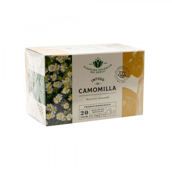 Camomilla Berici Infusi 16 G