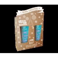BOX NATALE Gel Doccia + Crema Corpo Cocco