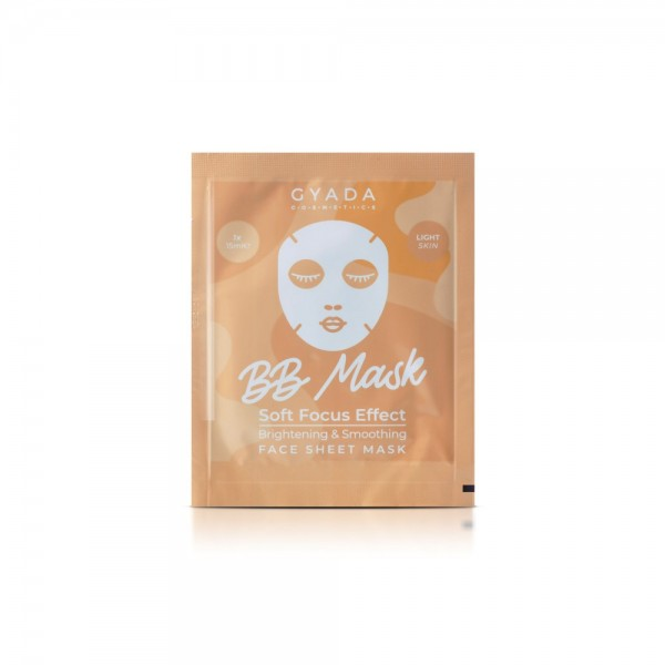 BB Mask - Brightening & Smoothing Sheet Mask -...
