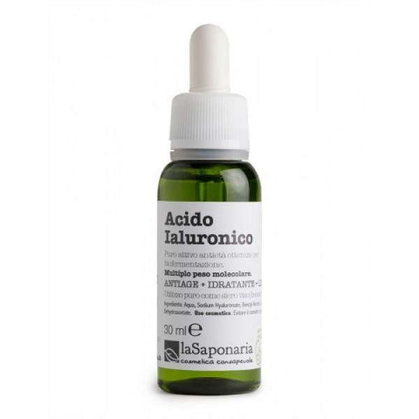 Acido ialuronico - multiplo peso molecolare