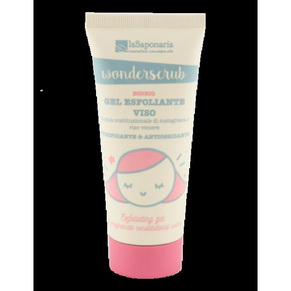 WonderScrub - Gel esfoliante viso