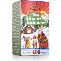 Sonnentor Calendario dell'Avvento Tè e Tisane - E...