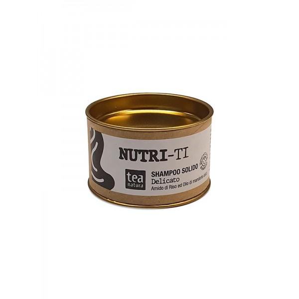 Nutri-Ti Shampoo Solido Delicato