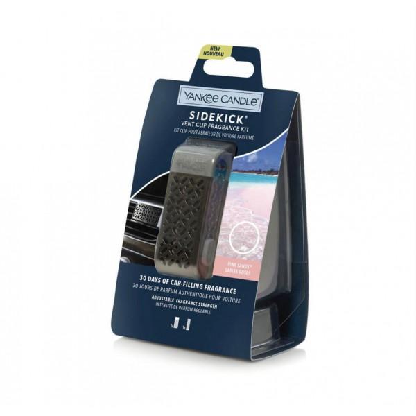 Yankee Candle Pink Sands Sidekick Starter Kit