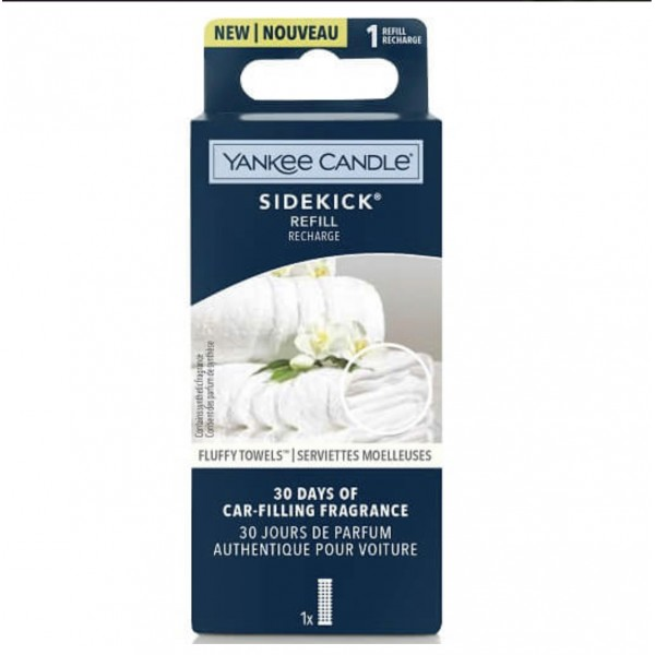 Yankee Candle Fluffy Towels Sidekick Refill