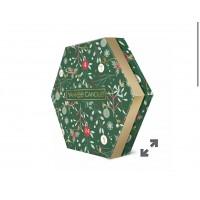 Confezione Regalo Con 18 Tea Light E 1 Porta Cande...