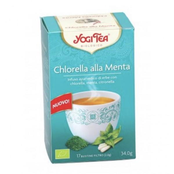 Yogi Tea - Infuso Chlorella alla Menta in Bustine